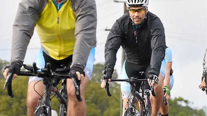 ON YOUR BIKE: Gympie gear up for the Ciclismo's 2015 Ride the Regions Gympie event.