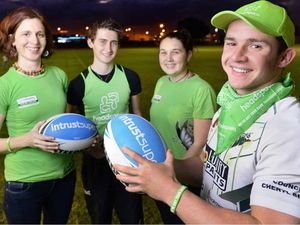 Jets join campaign to address mental health in Ipswich