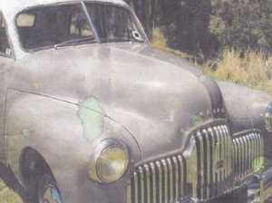 Family's $25k stolen vintage car returned safely