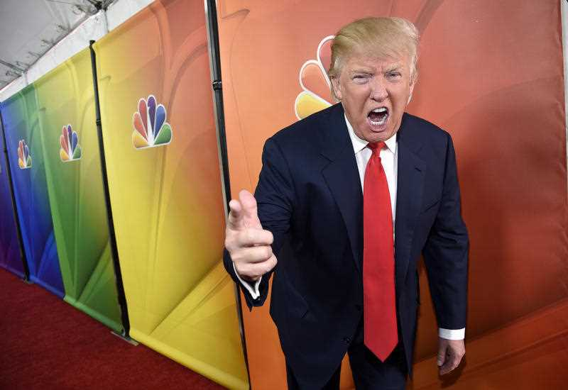 NBC on Monday, June 29, 2015 said that it is ending its business relationship with Trump, now a Republican presidential candidate, because of comments he made about immigrants during the announcement of his campaign.