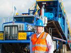 Jon Kelly from Heavy Haulage Australia