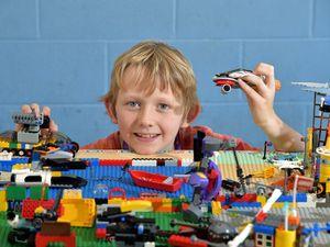 Coast Lego workshop a kid's dream come true