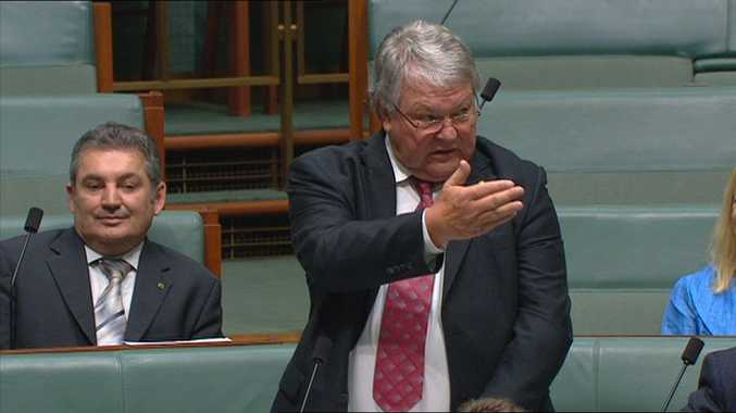 "Flynn MP Ken O'Dowd has called the union movement out on the ""gutter politics"" he said they were using in an attempt to scare Australians into fearing the worst for the China-Australia Free Trade Agreement."