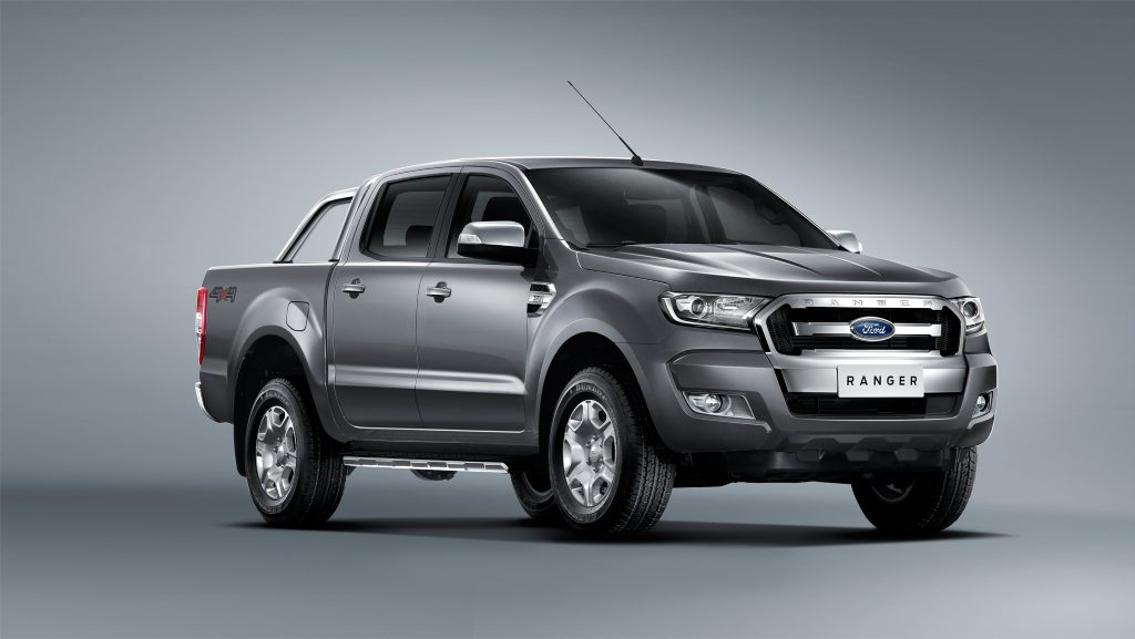 NOT ENOUGH: Our home market one-tonne utes like the Ford Ranger have a maximum towing capacity of up to 3500kg; not enough for some towing needs.