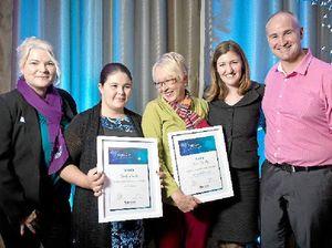 Inspiring women work for the community