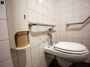 Alleged toilet escape artist thinks he's Poo-dini