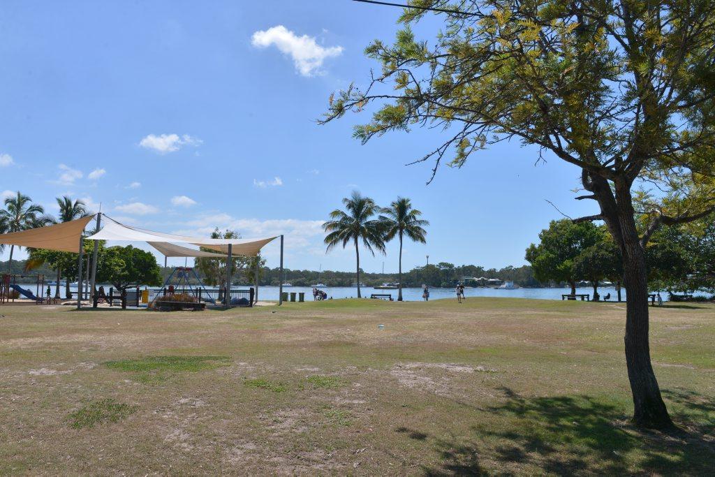 Pirate Park, Noosaville Photo: John McCutcheon / Sunshine Coast Daily