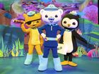 The Octonauts Live is coming to Nambour this morning.