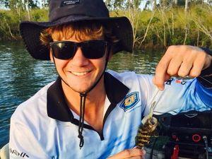 Did Josh land Calliope's tiniest cod?