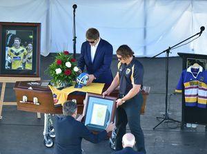 James Ackerman Funeral