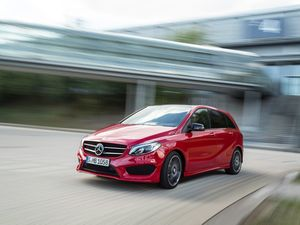 Mercedes-Benz B250 review test