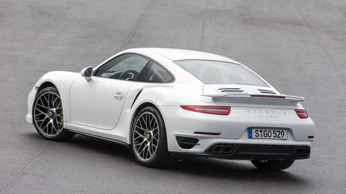 EVERY LITTLE HELPS: Porsche 911 Turbo S now a step closer, down $400 to $444,500 thanks to LCT threshold rise.