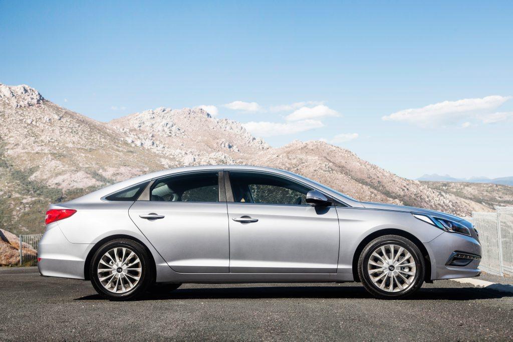 2015 Hyundai Sonata Active. Photo: Contributed.