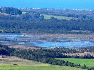 Yandina Creek Wetlands to be restored as floodgates reopen