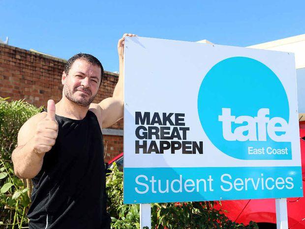 Queensland Tafe Helps Syrian Man Reach Dream Job News Mail