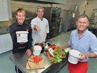 Derek cooks up fundraisers ahead of Little Haven Week