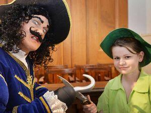 Show puts a twist on Peter Pan magic