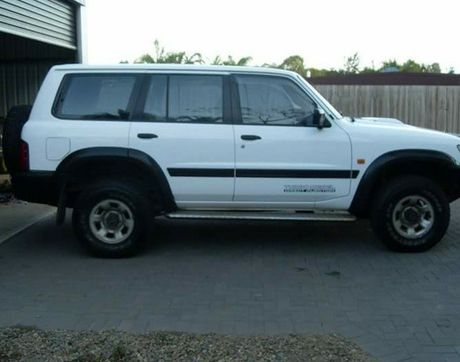 This vehicle was stolen from Prospect St in Eton.