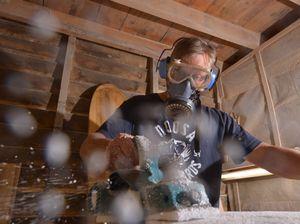 Tom Wegener at his home workshop