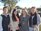 Gabi Pechey, Rosa Thomson, Kirsty Sutton and Erin Pechey. Photo Alana Calvert / Chinchilla News