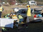 VIDEO: Witness says high-speed crash 'horrific'