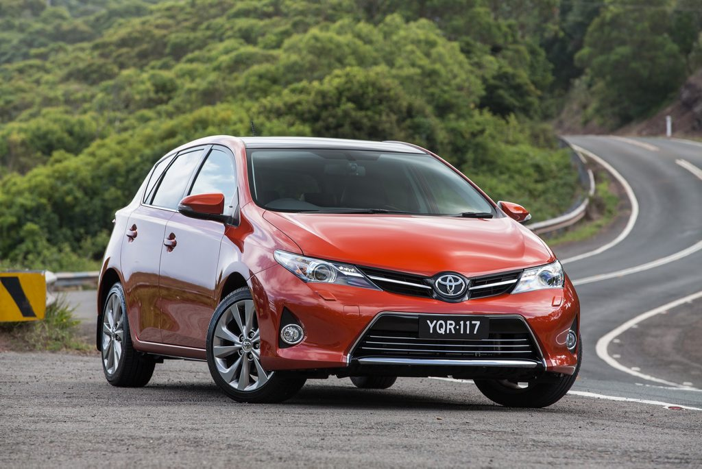 NEW CAR BARGAIN: Toyota's entry-level Corollas are cheaper today than they were in 1995 - two decades ago.