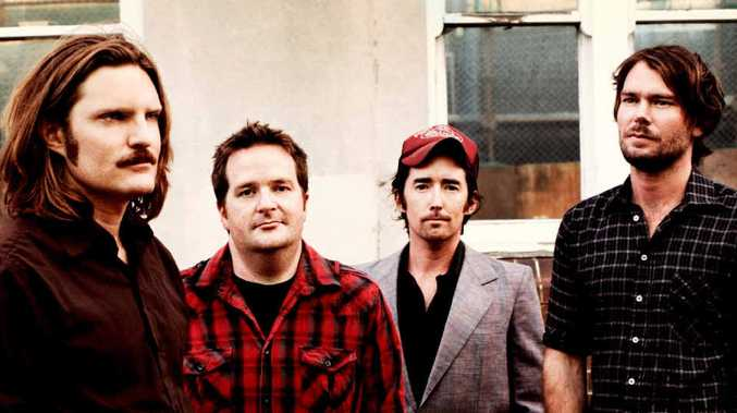 RIVER WAYS: Wilson Pickers will perform at the Bello Winter Music Festival.