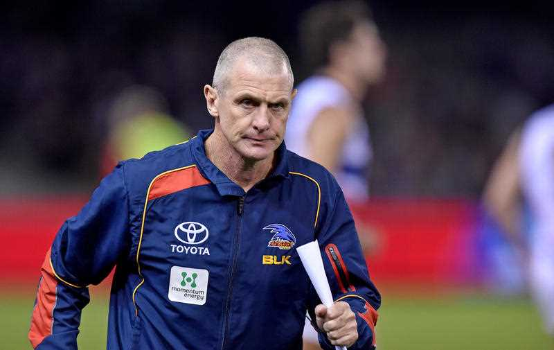 Adelaide Crows coach Phil Walsh is being mourned across the country after he was killed, allegedly by his own son.