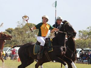 Australia wins but hosts go down in Polocrosse World Cup