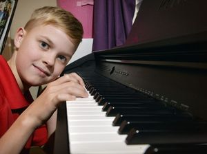 Ipswich's musical prodigy gets tips from Australian legends