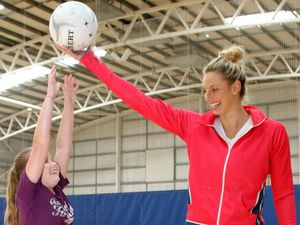 Highhopes for 'Little Geitzy' to match her idol