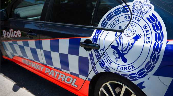 Police are investigating the death of an elderly man in a traffic incident on the Pacific Highway.