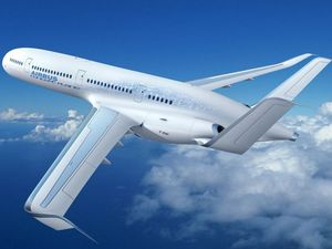 Are plastic planes the future of flight?
