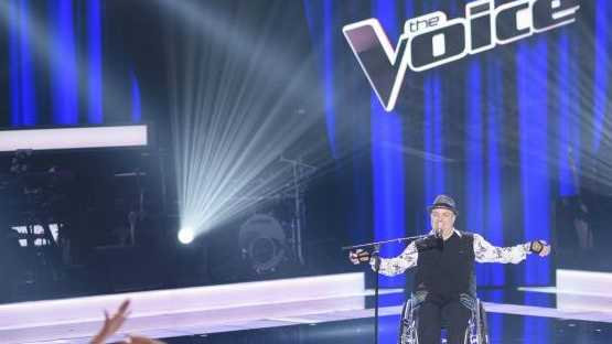 The Voice 2015. Tim McCallum from Bellbird Park. ###EMBARGOED UNTIL MONDAY JULY 26### Photo Contributed