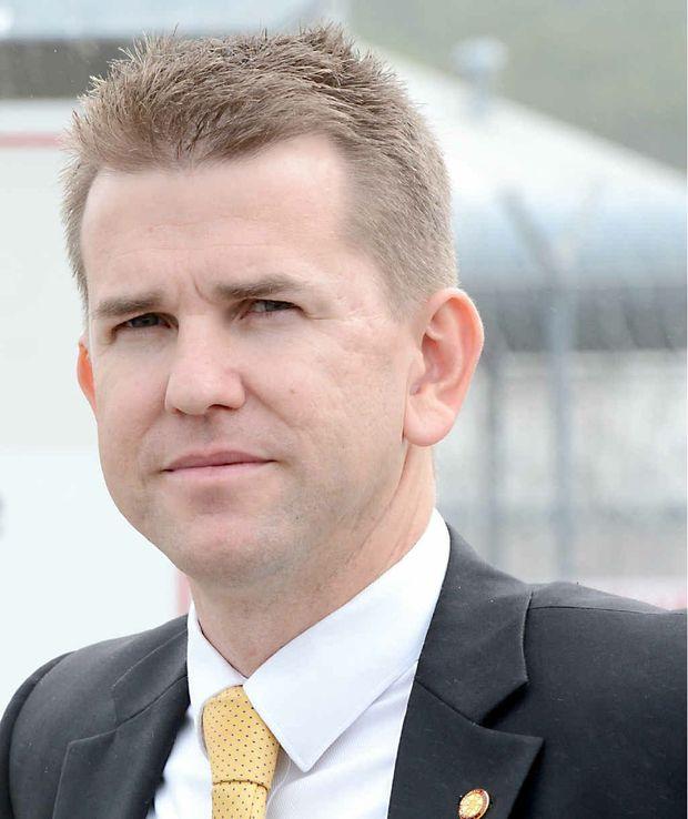Former Attorney-General Jarrod Bleijie