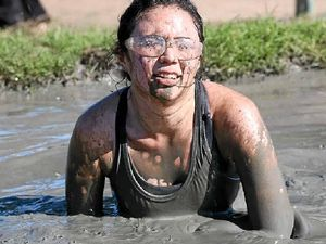 Mud, Sweat and Fears teams get dirty for good cause