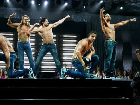 Magic Mike XXL.