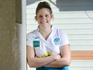 Olympic dream drives Ipswich swimmer's quest for success