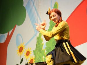 PHOTOS: Kids thrilled as Wiggles perform