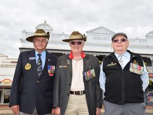 Reserve Forces Day Wondai 2015