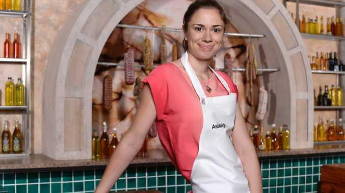 MasterChef Australia Top 8 contestant Ashleigh Bareham.