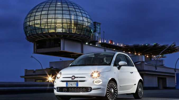 STYLE CONSCIOUS: Over 1.5 million baby Fiats have sold worldwide since the 500 name returned in 2007.