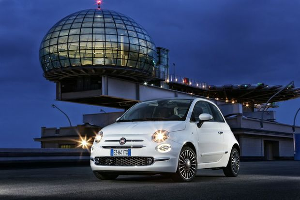 2016 Fiat 500. Photo: Contributed