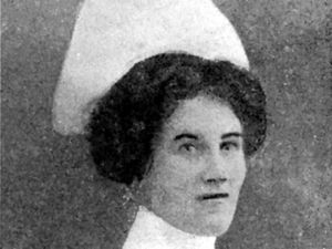 Ballina nurse served in the early wars