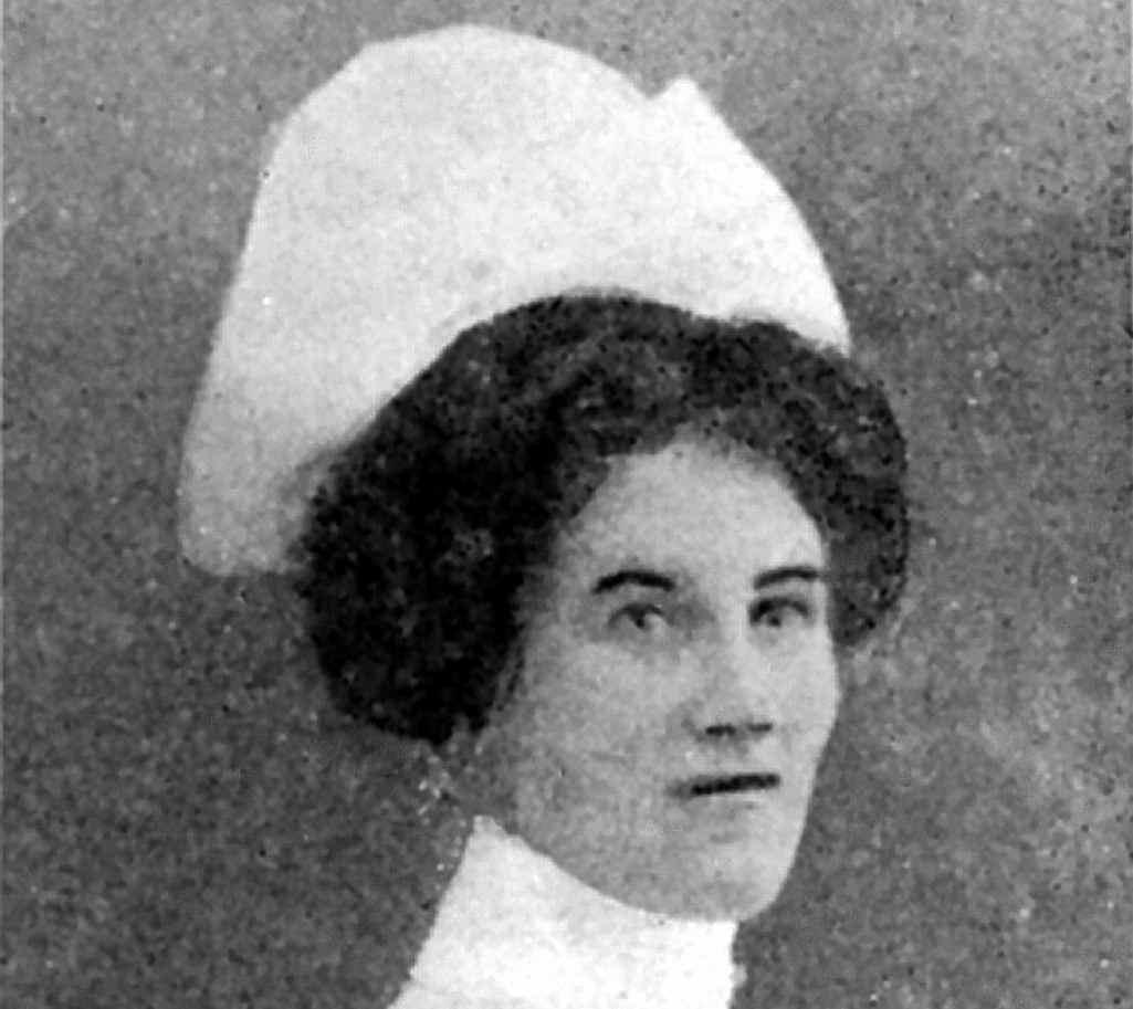 Sister Henrietta Williams, A.A.N.S.