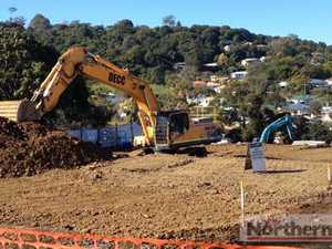 Work begins on Car Park for Lismore Base Hospital