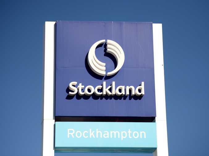 Stockland Rockhampton generic