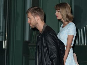 Taylor Swift and Calvin Harris 'in love'