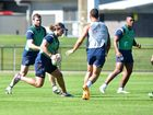 Wallabies arrive on the Coast for world cup training