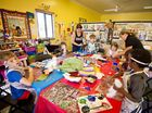 Tuesday school holiday activities in Calliope.